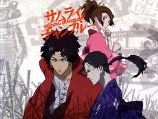 Samurai Champloo Painting Anime Manga Art Huge Print POSTER Affiche