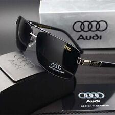 Audi lunettes de soleil Audi sunglasses polarisées de pilote sports de plein air