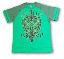 St. Patrick's Day Dublin Ireland Lucky Tee Men's T-shirt