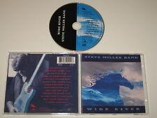 STEVE MILLER BAND/WIDE RIVER (POLYDOR 519 441-2) CD