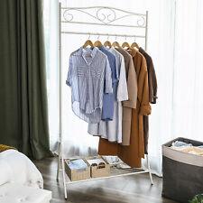 Kleiderständer Kleiderstange Garderobenständer Metall Ladeneinrichtung 173 cm