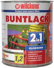 Buntlack 2 in1,Hybrid-Lack,wasserverdünnbar,geruchsarm,elastisch,farbintensiv