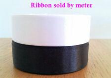 1M x2.2Cm Satin Ribbon. Scrapbook Hairbow School Decor Wedding Decor invitation