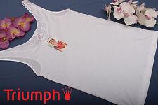 Triumph BH-Hemd    Unterhemd Compliment 05 SH 02  Baumwolle NEU