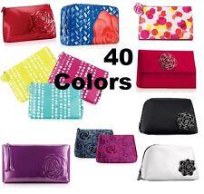 Lancome Makeup Cosmetic Purse Clutch Case Pouch Travel Bag 50 Colors U PICK