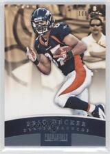 2012 Prominence Silver #31 Eric Decker Denver Broncos Football Card