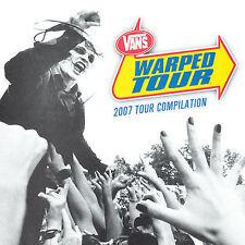 Various Artists : Warped Tour 2007 CD (2007)