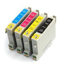 Set completo di compatibile (NON-OEM) Stampante Cartucce Di Inchiostro da sostituire T0615