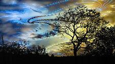 Aurora Borealis Canvas Pictures Super Landscape Wall Artwork Prints Many Sizes