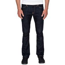 Volcom VORTA DENIM Jeans Rinse Blue Blau NEU NEW 28 - 38 Inch PORTOFREI