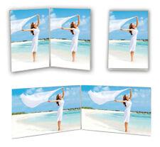 Acrylic Bilderrahmen in 3,5x4,5 cm bis 20x30 cm Klar Porträt Bilder Foto Rahmen