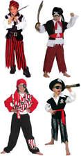 Pirat Piratenjunge Kinder Karneval Fasching Kostüm 104-164
