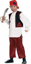 Piraten Kinder Kostüm von Mottoland Gr 116, 140 | Fasching Karneval Kinderkostüm