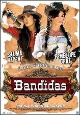 Bandidas (2006) DVD