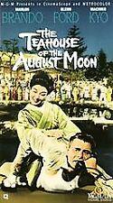 The Teahouse Of The August Moon~Marlon Brando~Glenn Ford~NEW VHS~1st Class Mail