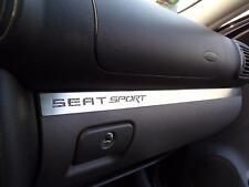 PLAQUE SEAT LEON I CUPRA FR TOP SPORT TDI 4X4 1.9 COPA SUPERCOPA TFSI TURBO