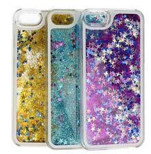 ^ FUN CASE Tasche Case Glitzer Hülle Flüssig Sternenstaub Für Samsung Galaxy S9