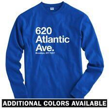 New York NYI Hockey Stadium Long Sleeve T-shirt - LS Men S-4X - Gift Islanders