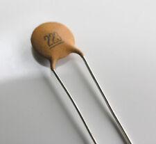 0.22 UF & 0.047 μF Ceramica Condensatore E50 E51