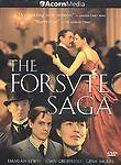 The Forsyte Saga, Series 1 DVD 2002 British TV Drama, PBS, Damian Lewis, Rupert