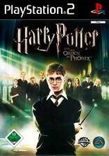 Harry Potter y la orden del fenix (Sony PlayStation 2, 2009, DVD-box)