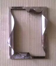 CORNICE DESIGN Specchio Foto FERRO BATTUTO con o senza LED . Personalizzata 849