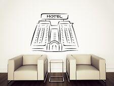 Wall Sticker Vinyl Decal Building Casino Hotel Sign Floors Decor (n060)