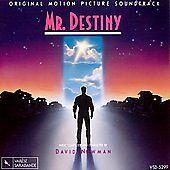Mr Destiny by David Newman OST Original SoundTrack Music Cassette Tape  NEW