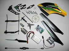 Ersatzteile RC Hubschrauber  MT200  MT-200 Monstertronic  Single  Blade, 2.4GHz