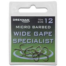 Drennan Wide Gape Specialist Hooks All Sizes Coarse Hooks Coarse Fishing