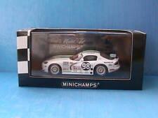 DODGE VIPER GTS-R #98 24H DAYTONA 1996 MINICHAMPS 1/43