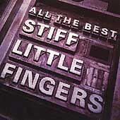 Stiff Little Fingers - All the Best (Parental Advisory, 1991) FATBOX JEWEL CASE