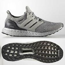 adidas UltraBOOST 3.0 Silver Super Bowl Mens Running Shoes BA8143 SIZE 3.5 4.5 5