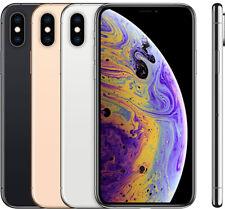 Apple iPhone XS Max iOS Smartphone 64GB 256GB 512GB - Various Colour & Grades