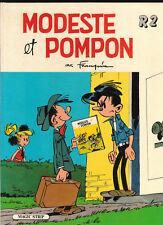 FRANQUIN. Modeste et Pompon R2. Magic Strip 1981
