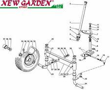 vue en éclaté pilotage 72cm XF140HD tracteur tondeuse CASTELGARDEN 2002-13