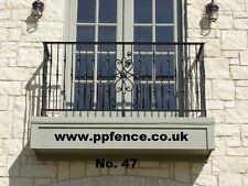 Building reg.3 D Juliet Balcony,Balustrades,Fencing ( No. 47 ) HIGH QUALITY
