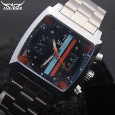 Men Mechanical Watches Jaragar Brand Luxury Men's Automatic Stainless Steel B...