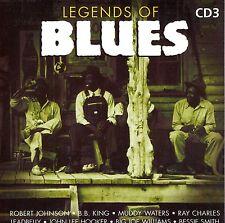 CD CARTON CARDSLEEVE BLUES 20T LONNIE JOHNSON/LIGHTNIN'/BLIND BOY FULLER/FULSON