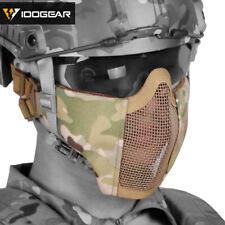 NUPROL mesh inferiori VISIERA TESCHIO SOFTAIR MILSIM protezione spedizione gratuita in UK!