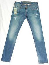 LE TEMPS DES CERISES Jeans coupe slim fit Wide belt femme MORITA taille 31 US