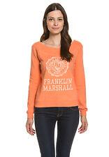 Franklin & Marshall Femme Sweat Shirt Pull Laine Sweater Pull