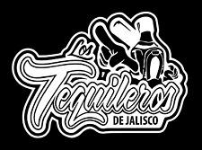 Tequileros De Jalisco Decal LMB Beisbol Mexicano Vinyl Sticker Paisa Baseball LA