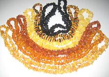 Baltic Amber Ketten - Wähle deine Farbe 65cm