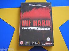 DIE HARD VENDETTA -  GAMECUBE - Wii Compat