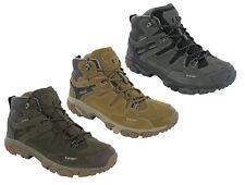 Hi-Tec Ravus Adventure Mid Waterproof Walking Trainers Comfort Hiking UK7-13