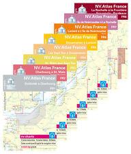 NV Sportbootkarten Frankreich # Seekarte Atlas CD - FR 1 2 3 4 5 6 7 8 9 10 11