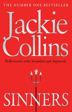 (Good)-Sinners (Paperback)-Collins, Jackie-1849836159