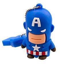 Capitaine America clé usb usb 2.0 Flash drive stick 8gb 16gb de mémoire de
