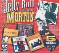 JELLY ROLL MORTON - JELLY ROLL MORTON [JSP] NEW CD